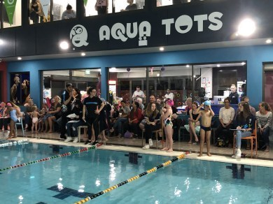 Image for news item: Age Group Swim Carnival