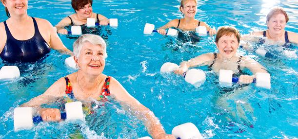 aqua aerobics � aquatots